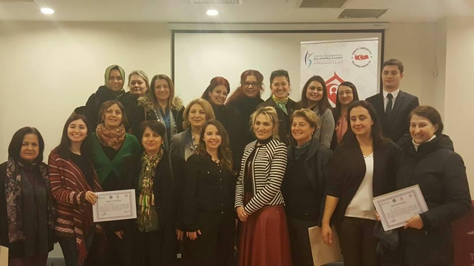 Trabzon Kadın Girişim, Üretim ve İşletme Kooperatifi destek bekliyor