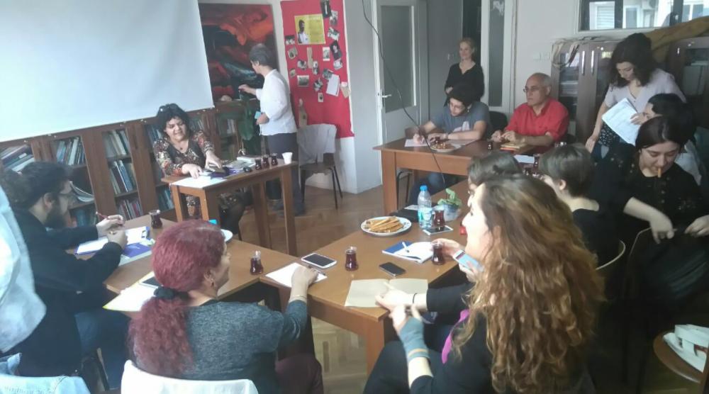 İzmir Dayanışma Akademisi yoluna devam ediyor