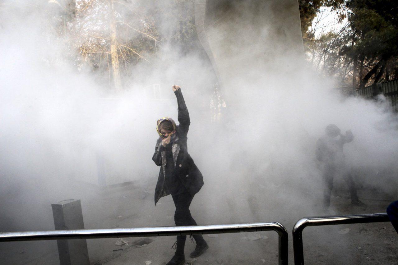 İranlı yeni genç kuşak mücadeleyi bırakmayacak