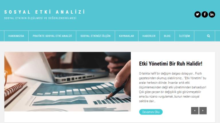 Kusifin Hazırladığı Sosyal Etki Analizi Portalı Açıldı Sivil