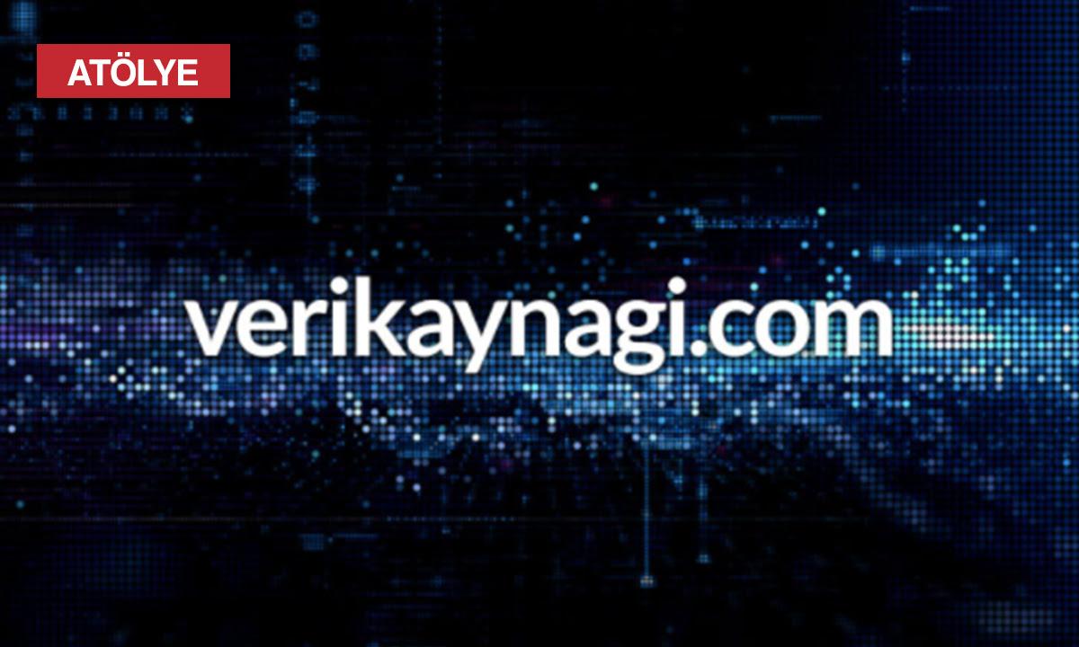 Veri Kaynağı Atölye Serisinin İlki İstanbul'da Başlıyor