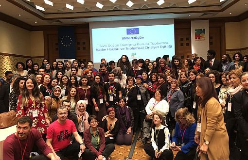 Women and LGBTIs Got Together in Istanbul