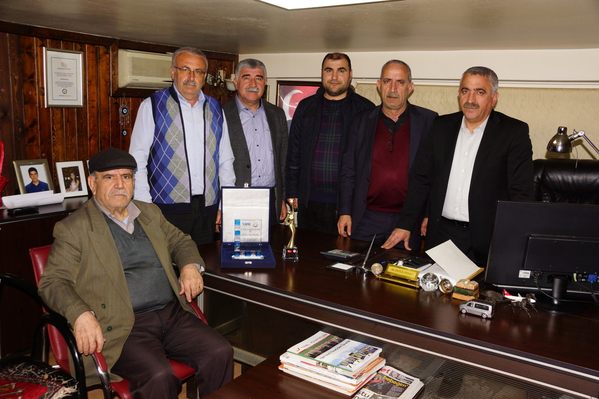 An Association Awarded by the State: Malatya Atmalılar Social Aid and Solidarity Association