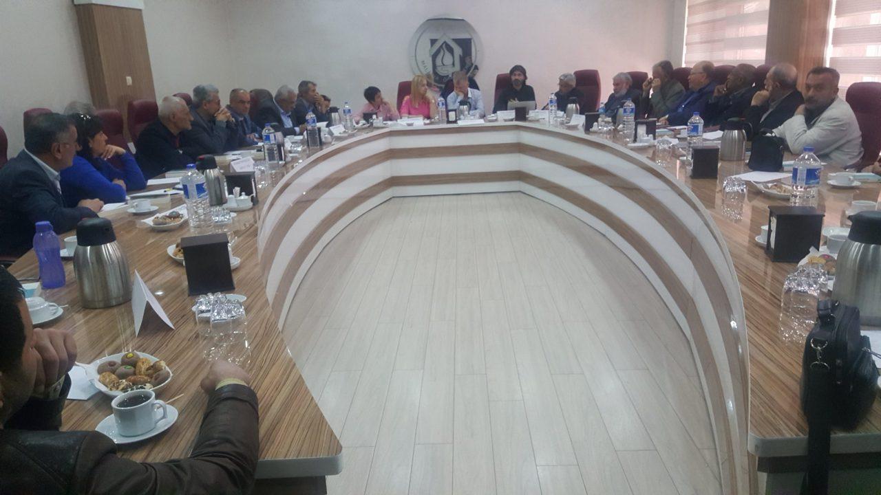 Malatya'da Sivil Toplum Kuruluşlarının Çözüm Süreçlerindeki Rolü Tartışıldı