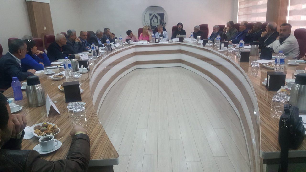 CSOs' Role in the Solution Process was Discussed in a Meeting in Malatya