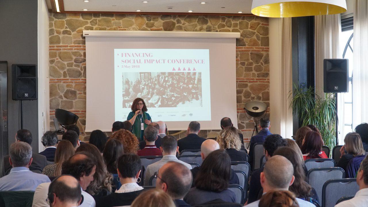 Financing Social Impact Conference Sosyal Finansman Sektöründen Uzmanları Bir Araya Getirdi