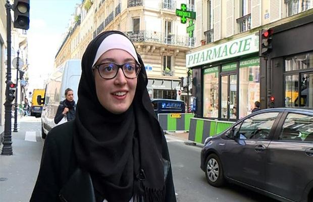 Fransız Müslüman Öğrenci Baş Örtüsü Üzerinden Medyada Saldırıya Uğradı