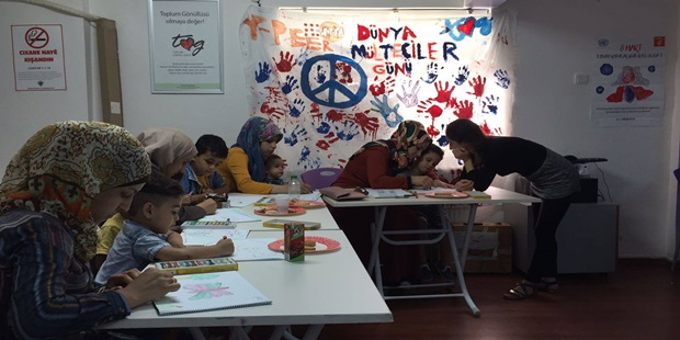 Genç Mülteciler Ne Yaşıyor?