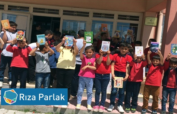 Ankara'dan Arguvan'a Kitap Kampanyası