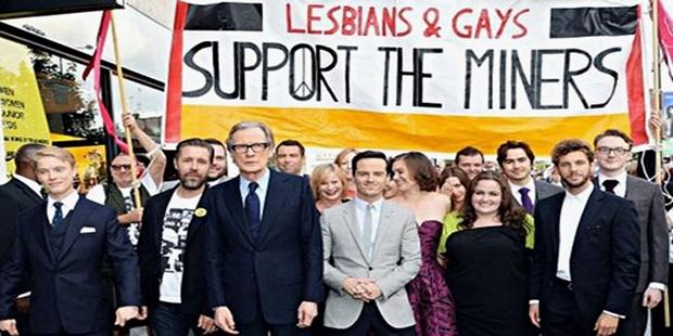Ankara Valiliği 'Pride' Filminin Gösterimini Yasakladı