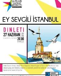 İstanbul Şiirleri Dinletisi