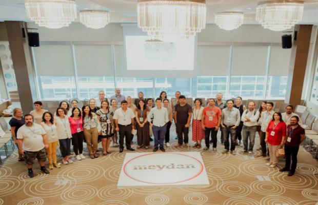 Sivil Toplum Kuruluşları 'Kent'i Konuşmak İçin Meydan'da Buluştu