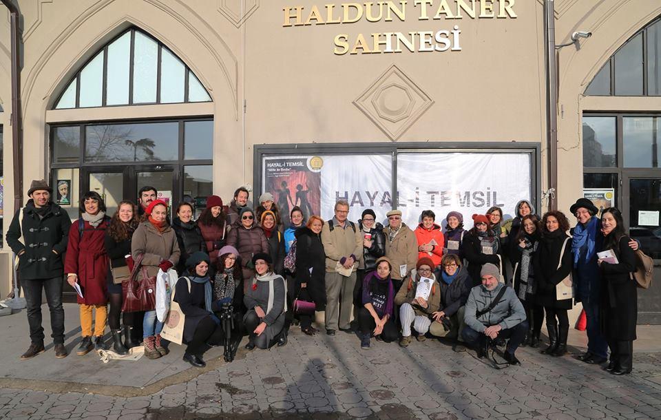 Kadıköy Toplumsal Cinsiyet ve Hafıza Yürüyüşü