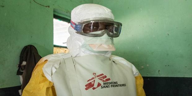 MSF Kongo'da Ebolayla Mücadele Çalışmalarını Devrediyor