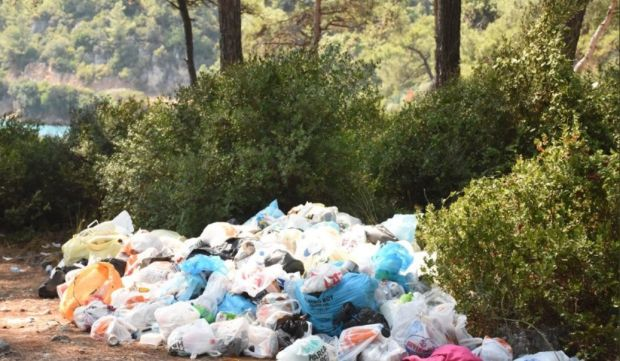 Kurban Bayramı Tatilinde İsyan Ettiren Çöp Yığınlarına Karşı Seferberlik Çağrısı