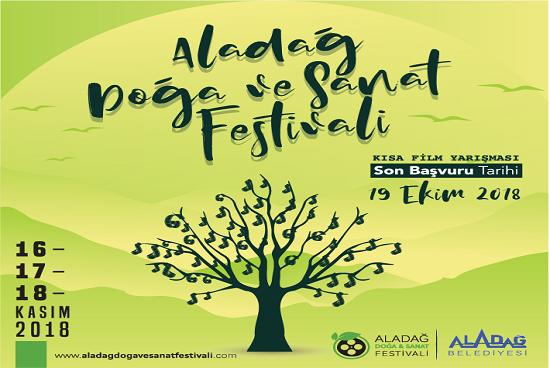 Aladağ Doğa ve Sanat Festivali Kısa Film Başvuruları Başladı