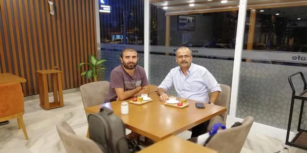 Turning Back to the Village in Erzincan
