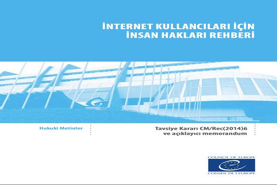 İnternet Kullanıcıları İçin İnsan Hakları Rehberi