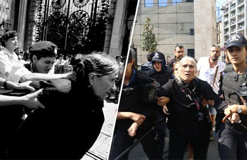 Maside Ocak: 97'de 2 Kuşak Gözaltına Alınırdık, Bugün 3 Kuşak Alınıyoruz