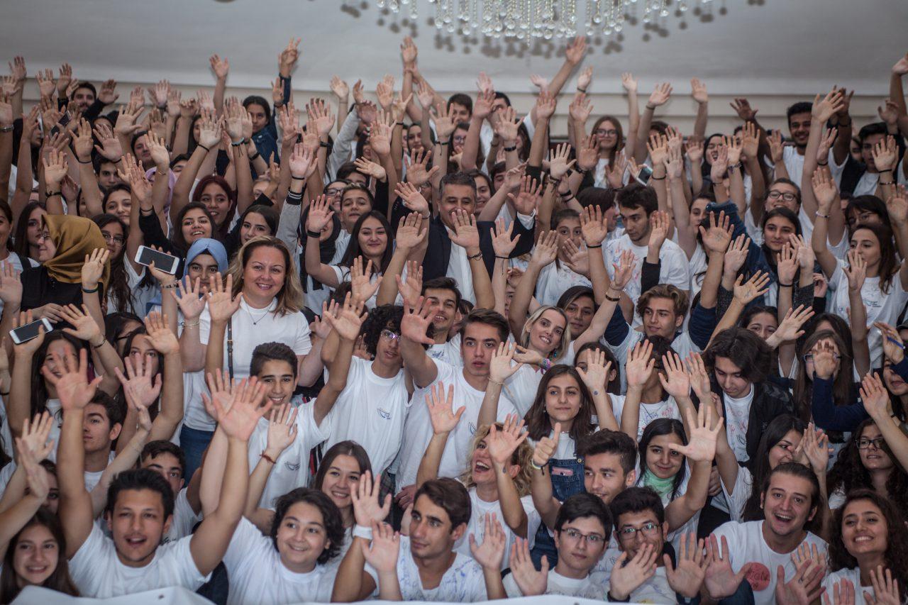 Türkiye Kardeşleri toplumsal Barış İçin Yola Çıktı