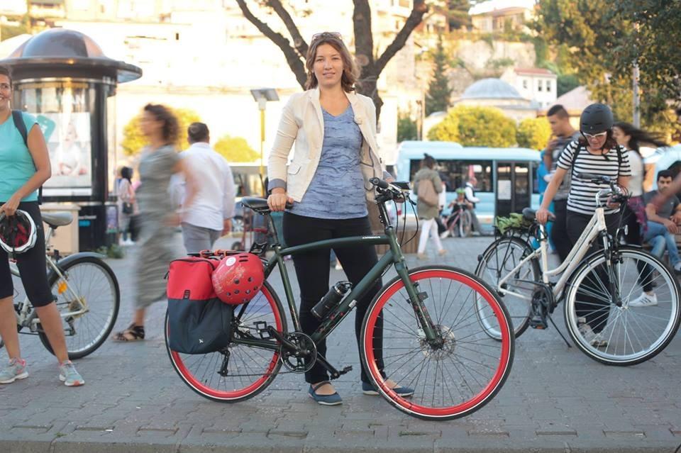 Facebook Topluluk Liderleri Programı'na Türkiye'den Bisikletli Kadın İnisiyatifi ve İhtiyaç Haritası Seçildi