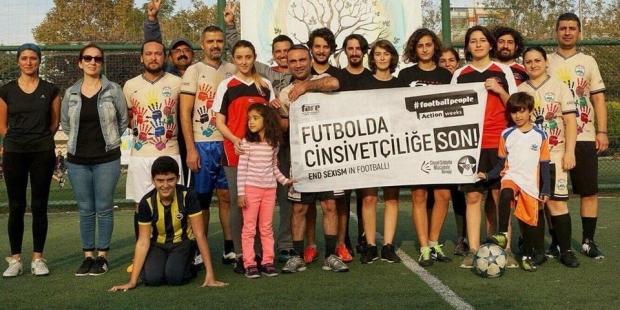 Cinsel Şiddetle Mücadele Derneği: Fenerbahçe Temel Hakların Varlığını Kabul Etmeli