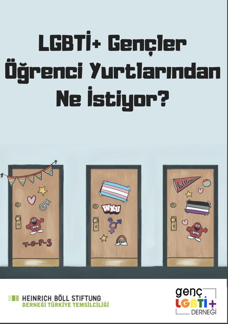 LGBTİ+ Gençler Öğrenci Yurtlarından Ne İstiyor?