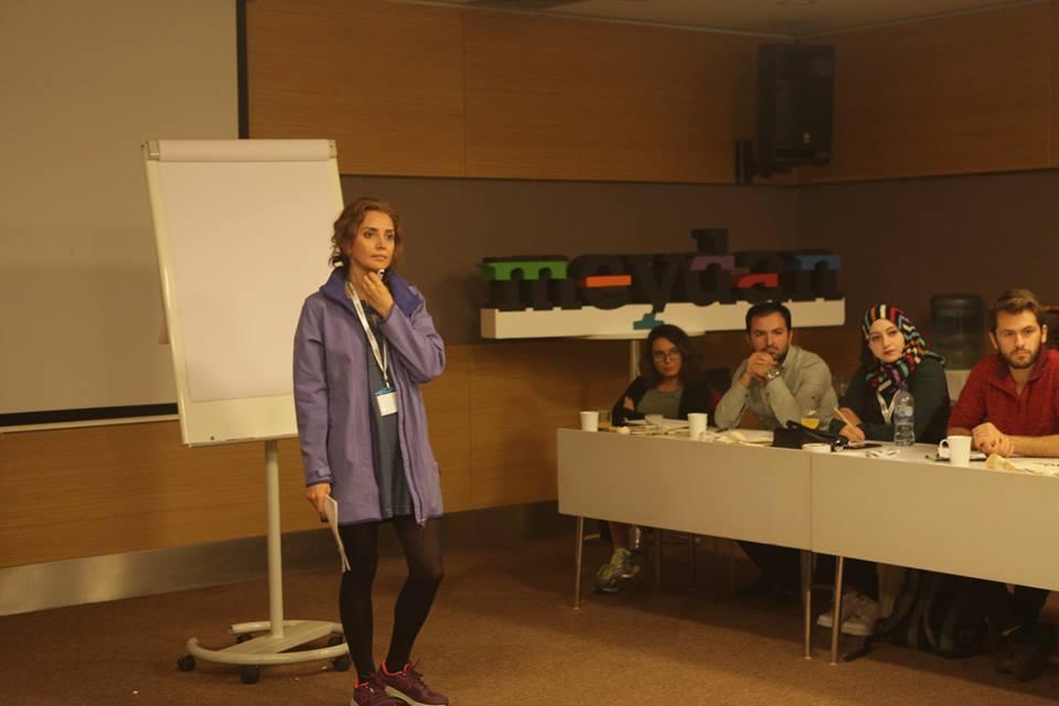 Sivil Toplum Kuruluşları Kenti ve Savunuculuğu Meydan'da Konuştu