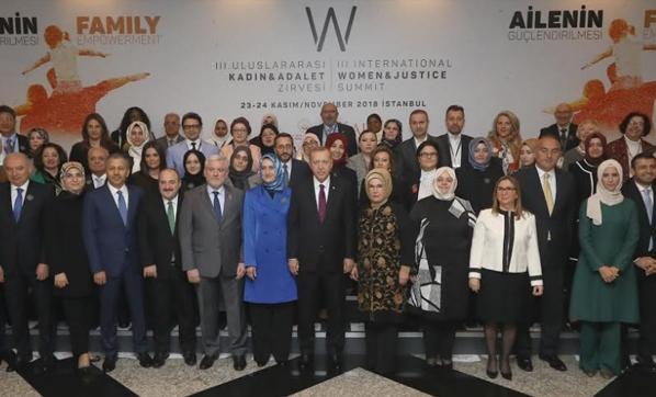 """""""3. Uluslararası Kadın ve Adalet Zirvesi"""" Sonuç Bildirgesi Yayınlandı"""