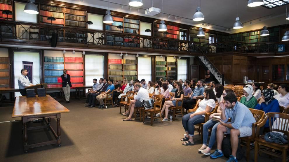 Boğaziçi Avrupa Siyaset Okulu Kış 2019 Eğitim Programı İçin Başvurular Açıldı