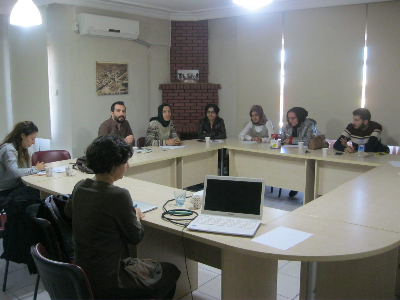 DİSA Kentsel Araştırma Yöntemleri Seminer Programı Sona Erdi