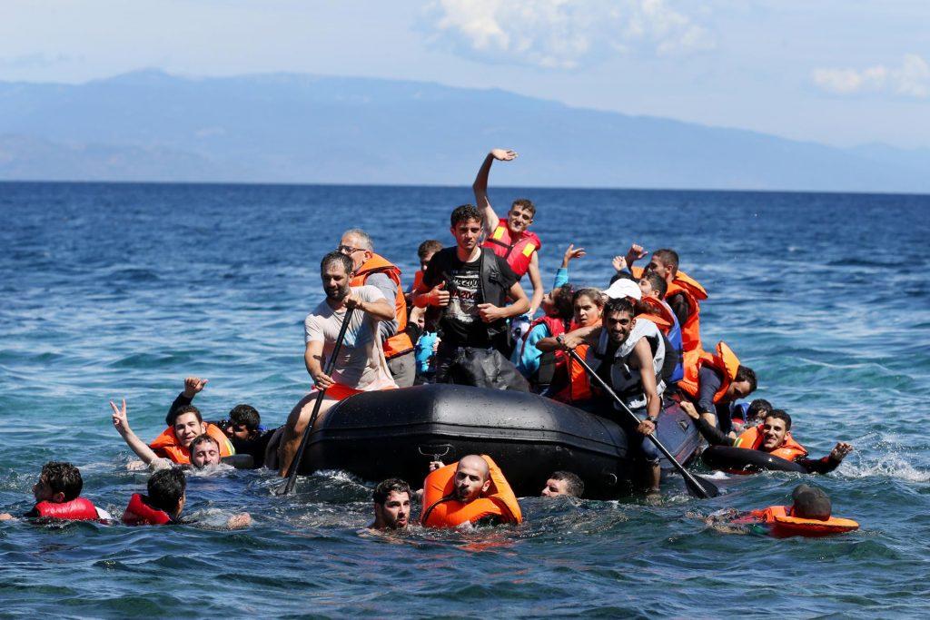 Dört Yılda 56 Bin 800 Sığınmacı Öldü Ya Da Kayboldu