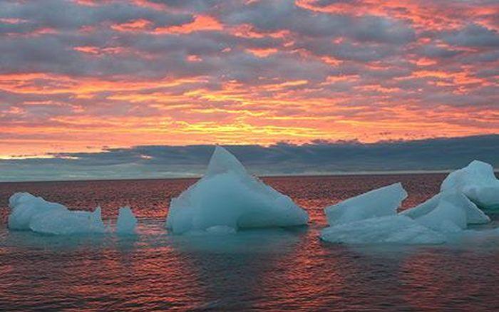 'İklim Değişikliği Nedeniyle Okyanusların Isınma Hızı Tahminlerin Çok Ötesinde'