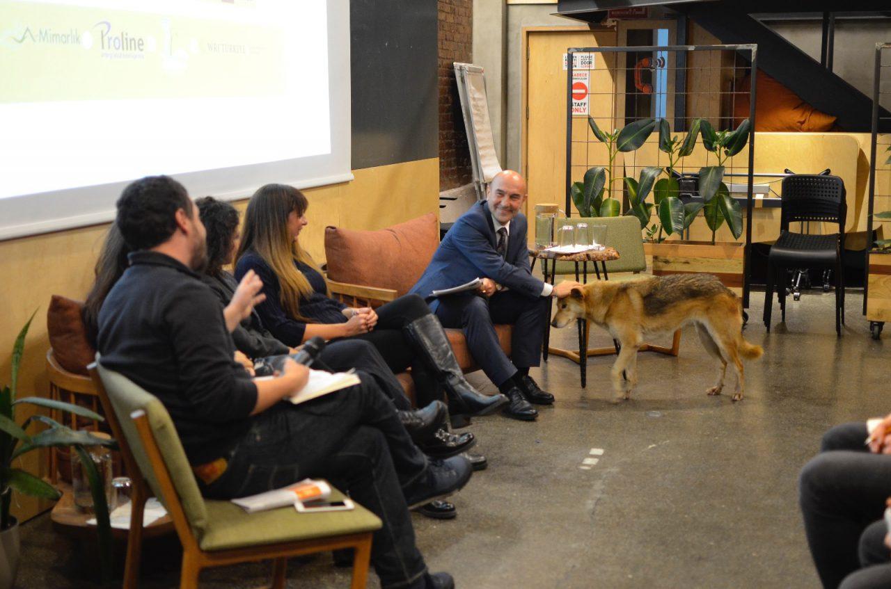 Sorunlara Çözümler Buluşması'nda Sürdürülebilir Şehirler ve Yaşam Alanları Konuşuldu