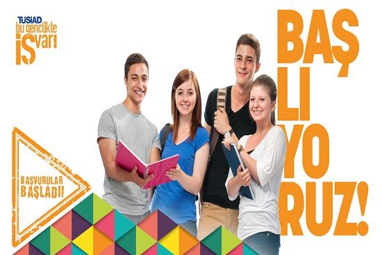 TÜSİAD Bu Gençlikte İŞ Var! 2019 Başvuru Dönemi Açıldı