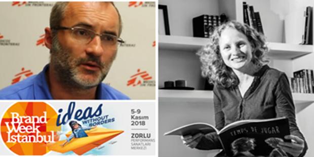 Sınır Tanımayan Doktorlar Brand Week İstanbul'da