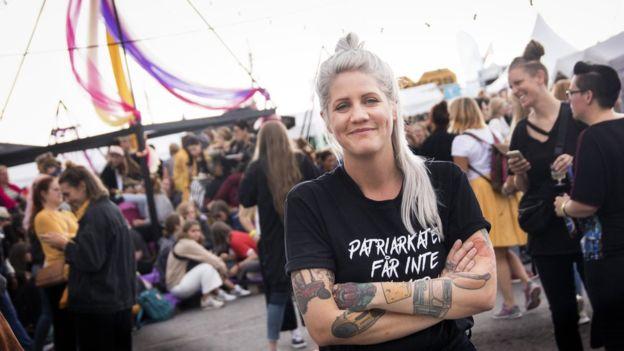 İsveç'te 'Erkeksiz' Festival Ayrımcılıktan Suçlu Bulundu