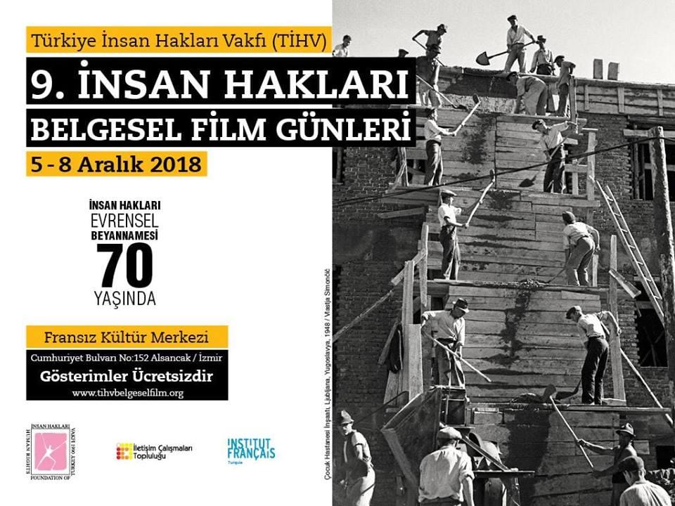9. İnsan Hakları Belgesel Film Günleri