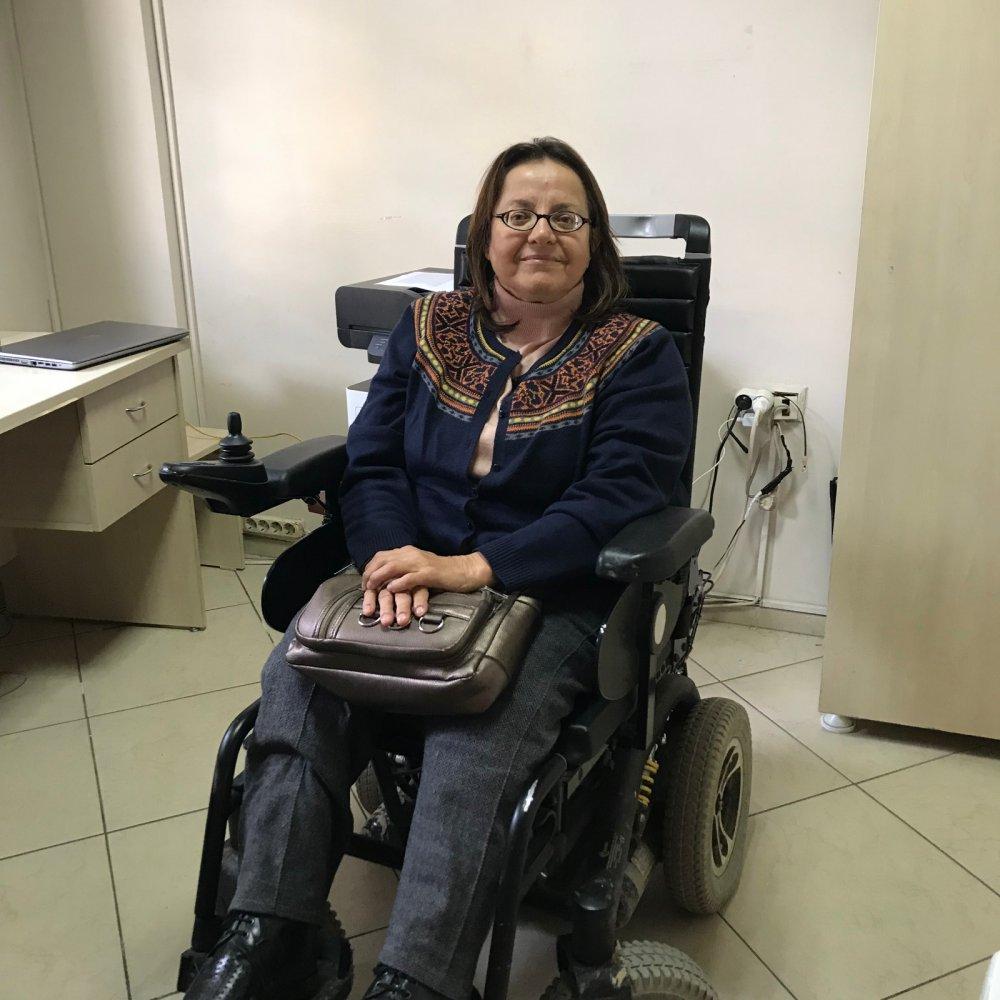 Meclislerde Engelli Temsilcileri Olmalı
