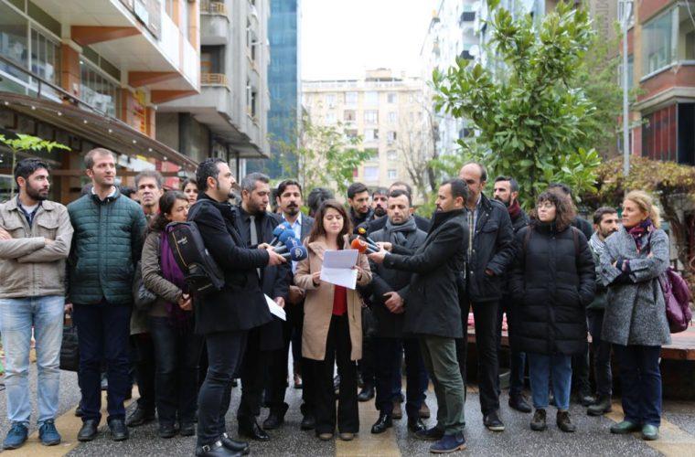 Cezaevlerinde Yaşanan Hak İhlalleri İle İlgili Ortak Basın Açıklaması