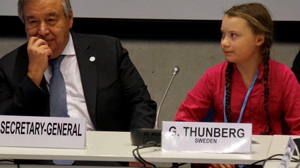 Greta Thunberg: Politikacılara Asıl Görevini Hatırlatan Genç Aktivist