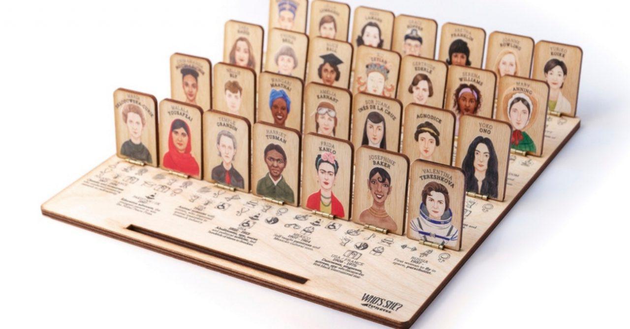 Sıra Dışı Kadınları Öne Çıkaran Tahmin Oyunu
