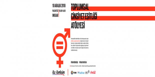 Toplumsal Cinsiyet Eşitliği Atölye Çalışması