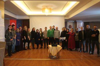 Erzurum'da Kamu Stk İşbirliği İçin Teknik Yardım Projesi Eğitim Programı