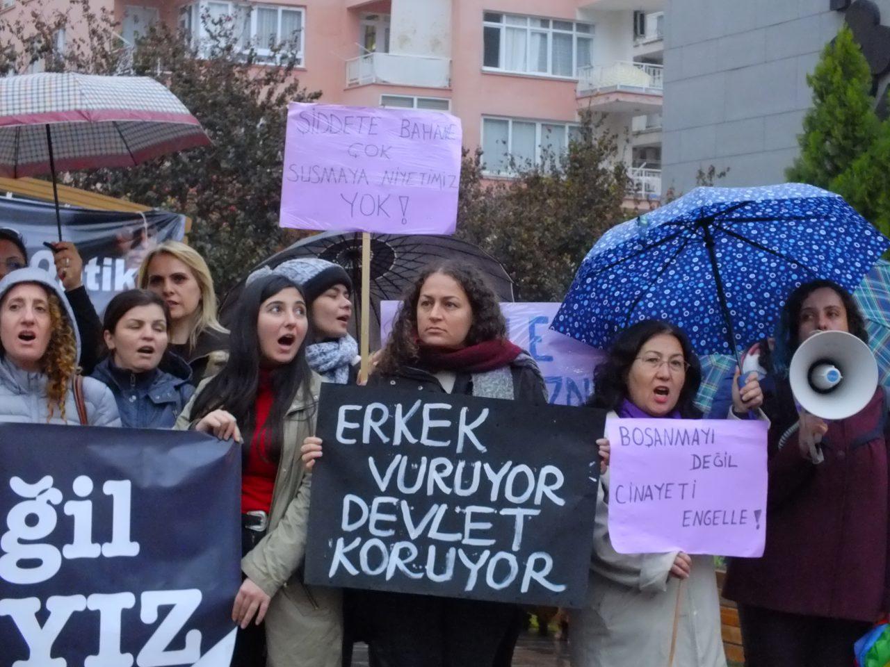 Mersin Kadın Platformu: Kadın Dayanışması Yaşatır, Cemile İçin İsyandayız!