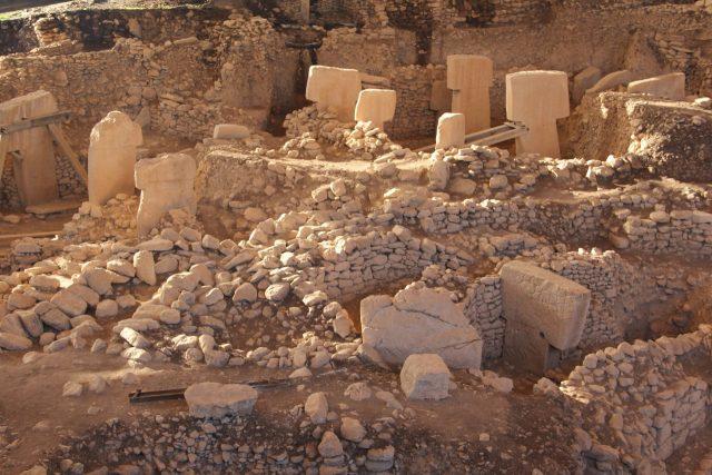 göbekli tepe tapınaklar bilinçli şekilde gömülmüş