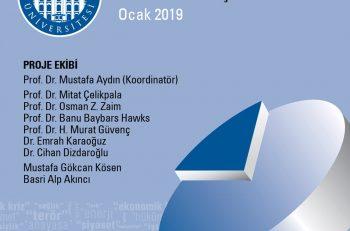 Türkiye Sosyal-Siyasal Eğilimler Araştırması 2018 Sonuçları
