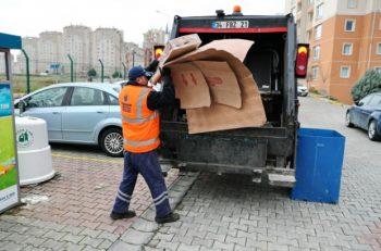 Başakşehir Belediyesi Sıfır Atık Projesi Başlatıyor