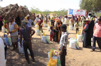 Beşir Derneği Yemen'de Erzak Dağıtımı Gerçekleştirdi