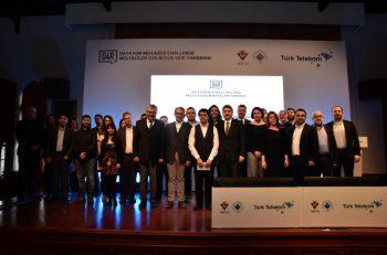 Türk Telekom'un Mülteciler İçin Büyük Veri Yarışması Sonuçlandı